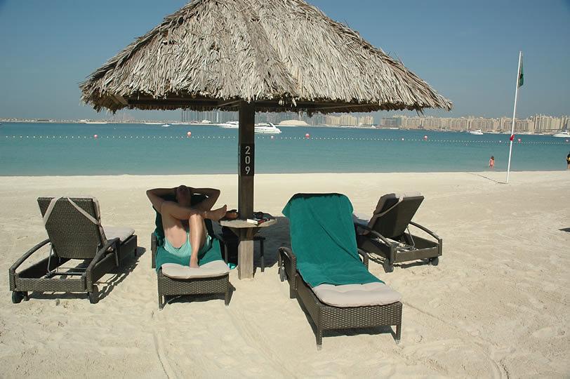 Dubai en Oman 2008